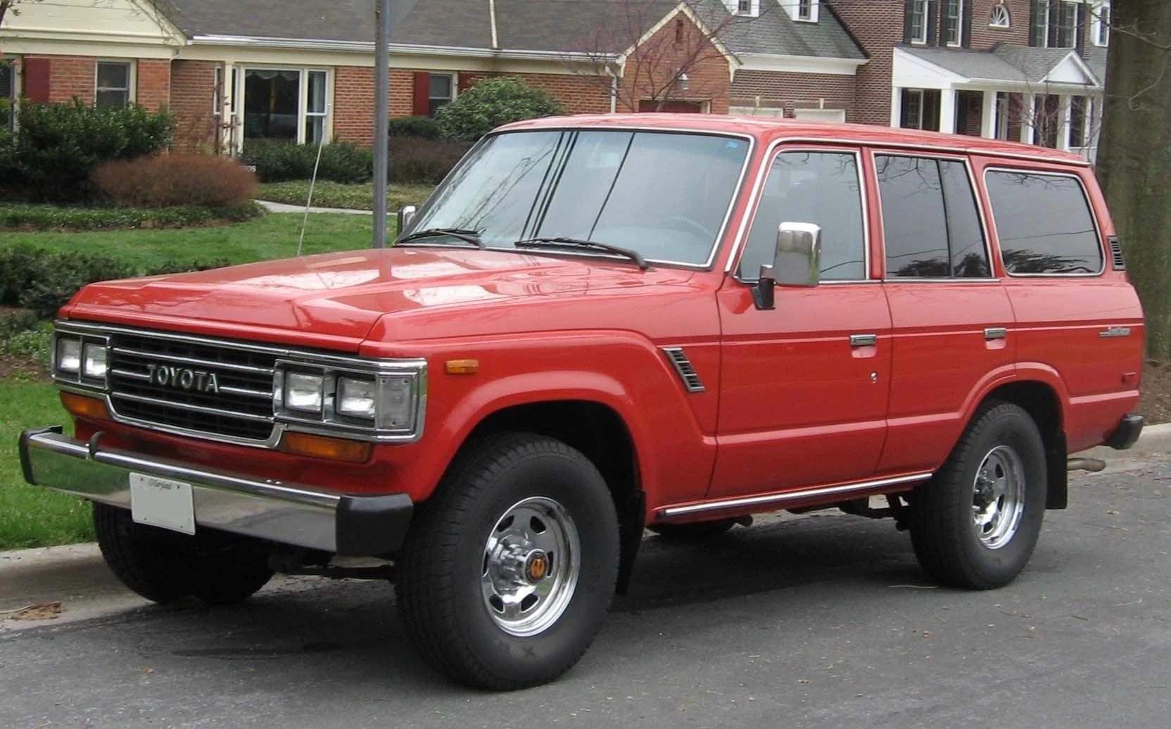 1980 1984 Toyota Land Cruiser