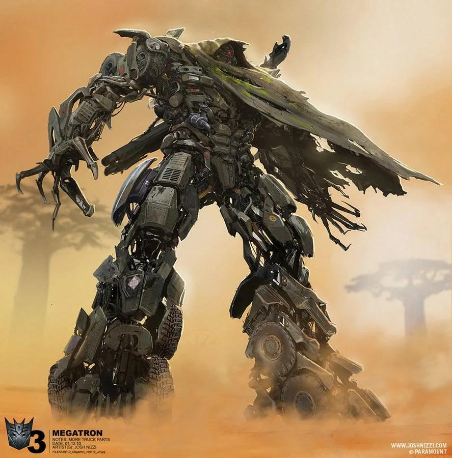 Megatron Tdcss Transformers Fanon Wiki Fandom