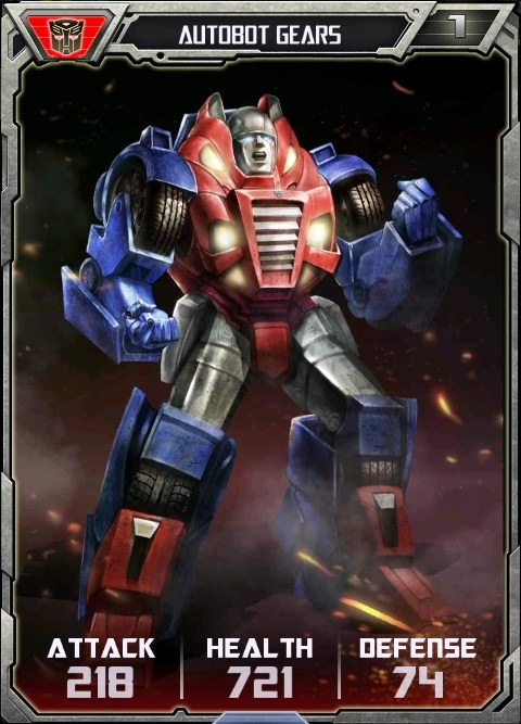 Autobot Gears  Transformers Legends Wiki  FANDOM powered by Wikia