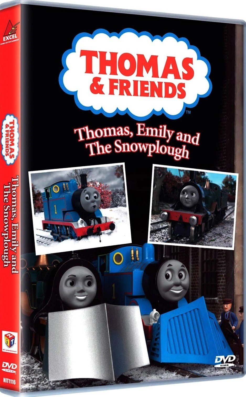 Thomas, Emily and the Snowplough (Indian DVD) | Thomas the ...