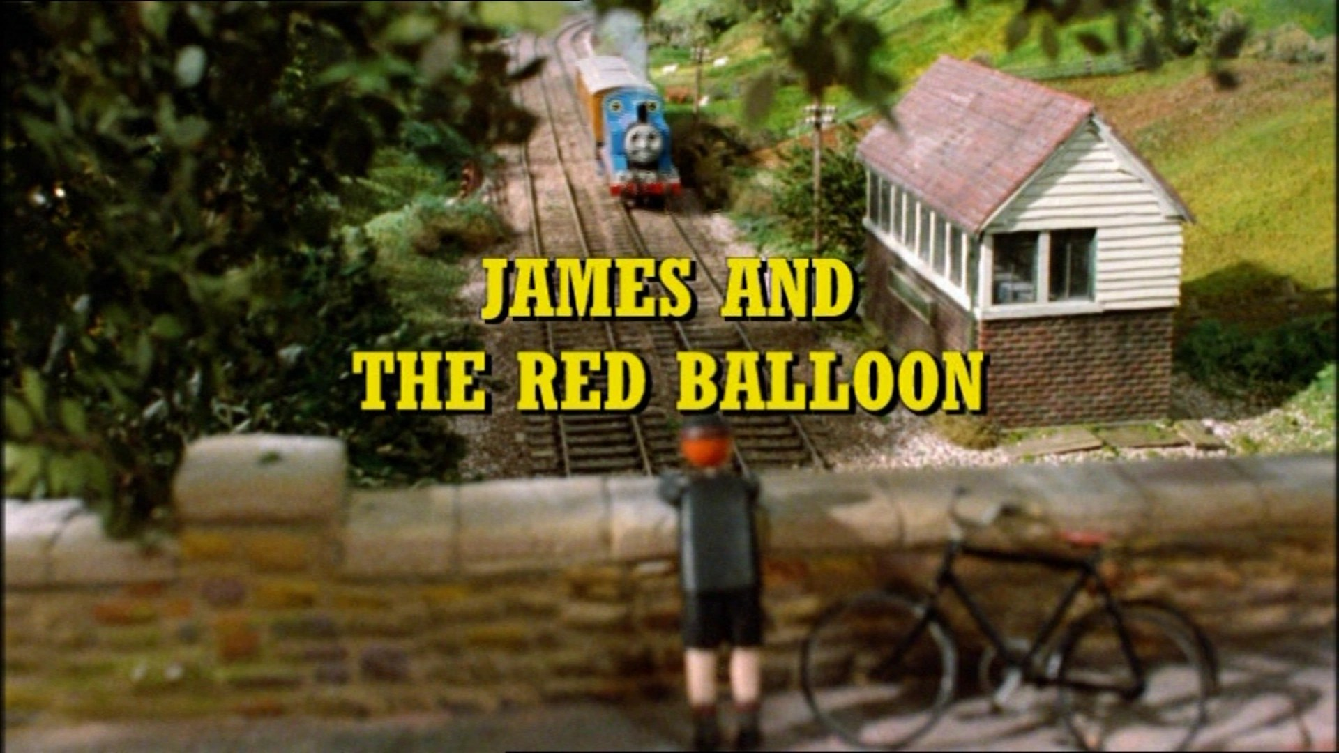 James And Red Balloon Thomas Tank Engine Wikia Fandom Powered