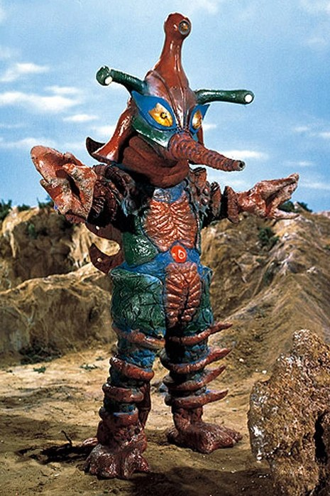 Alien Hipporit Ultraman Wiki Fandom Powered By Wikia