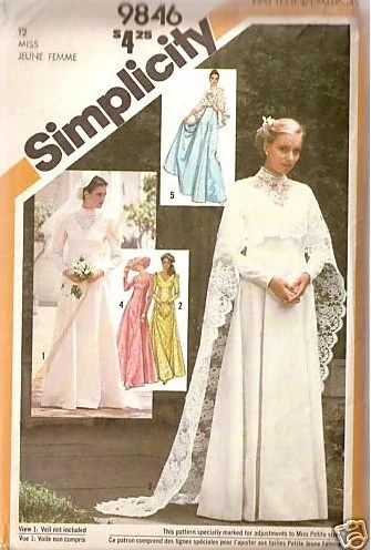 Simplicity 9846  Vintage Sewing Patterns  Fandom powered by Wikia