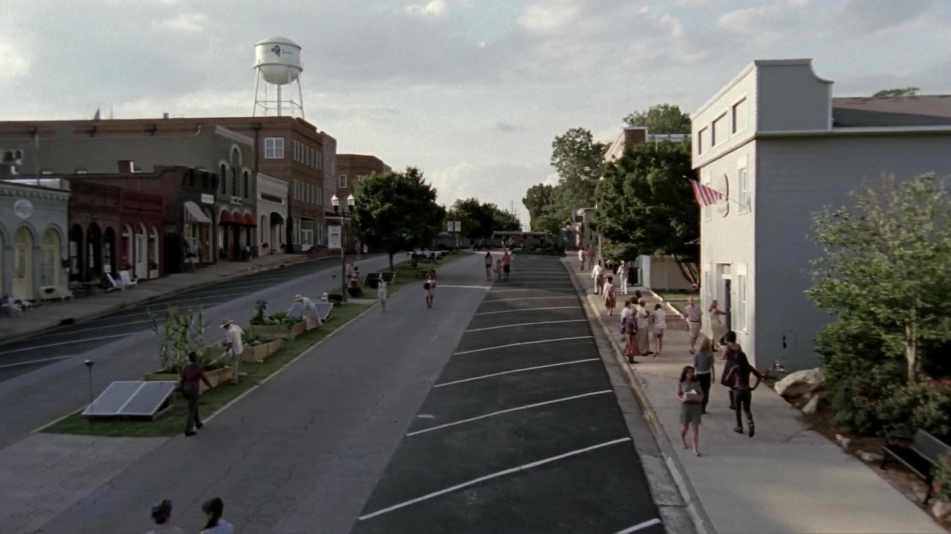 Woodbury Georgia TV Series  Walking Dead Wiki  FANDOM
