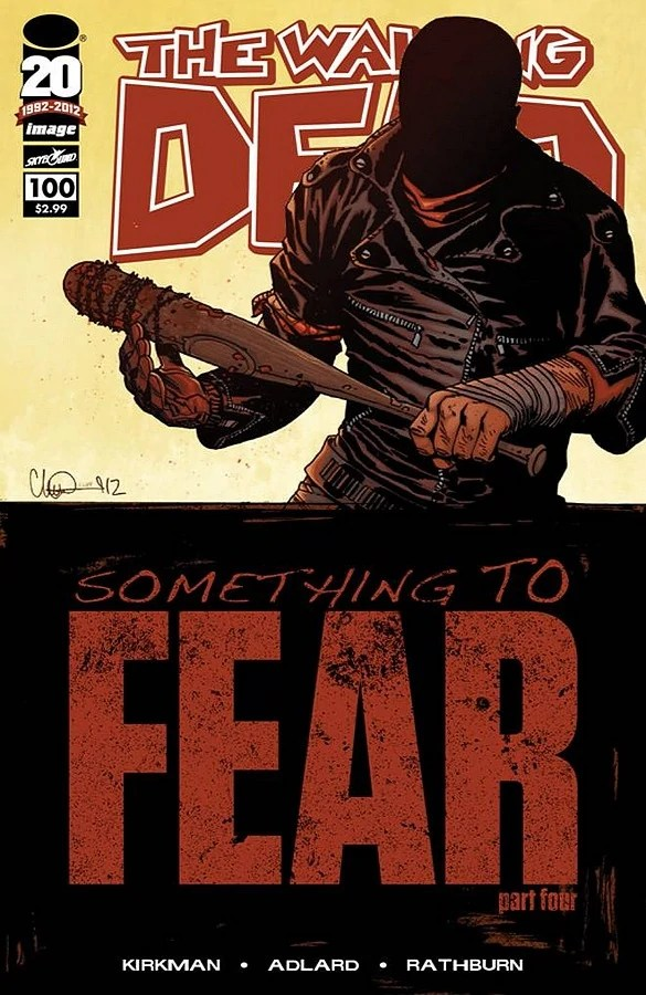 Issue 100  Walking Dead Wiki  FANDOM powered by Wikia
