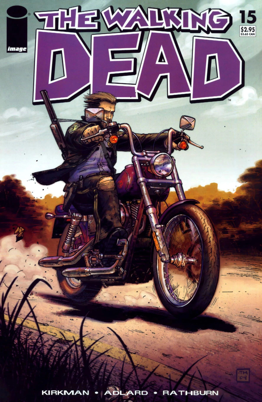 Issue 15  Walking Dead Wiki  FANDOM powered by Wikia