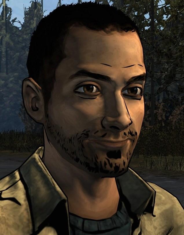 Omid Video Game  Walking Dead Wiki  Fandom powered by Wikia
