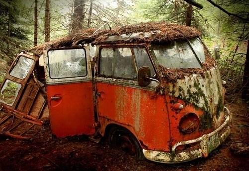 Charles Mansons VW Bus  Warehouse 13 Artifact Database
