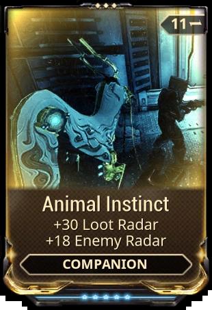 Animal Instinct WARFRAME Wiki FANDOM Powered By Wikia