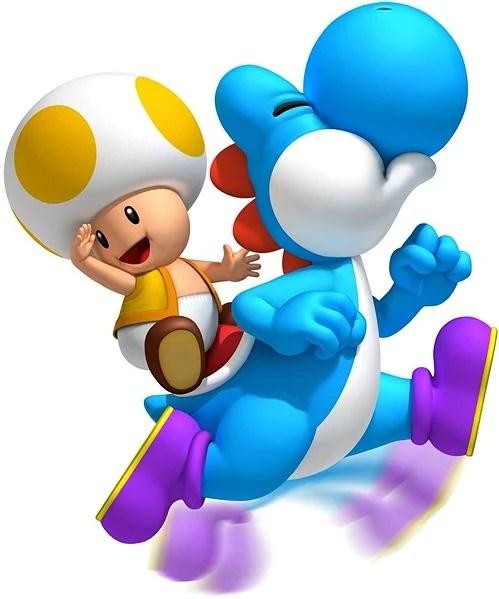 Light Blue Yoshi Wii Wiki FANDOM Powered By Wikia