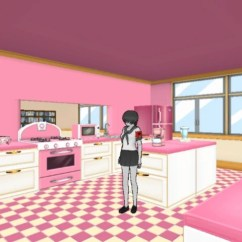 Center Island Kitchen Table Cabnet Cooking Club | Yandere Simulator Wiki Fandom Powered By ...