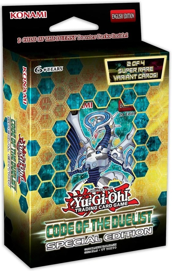 Code Of The Duelist Special Edition Yu Gi Oh FANDOM