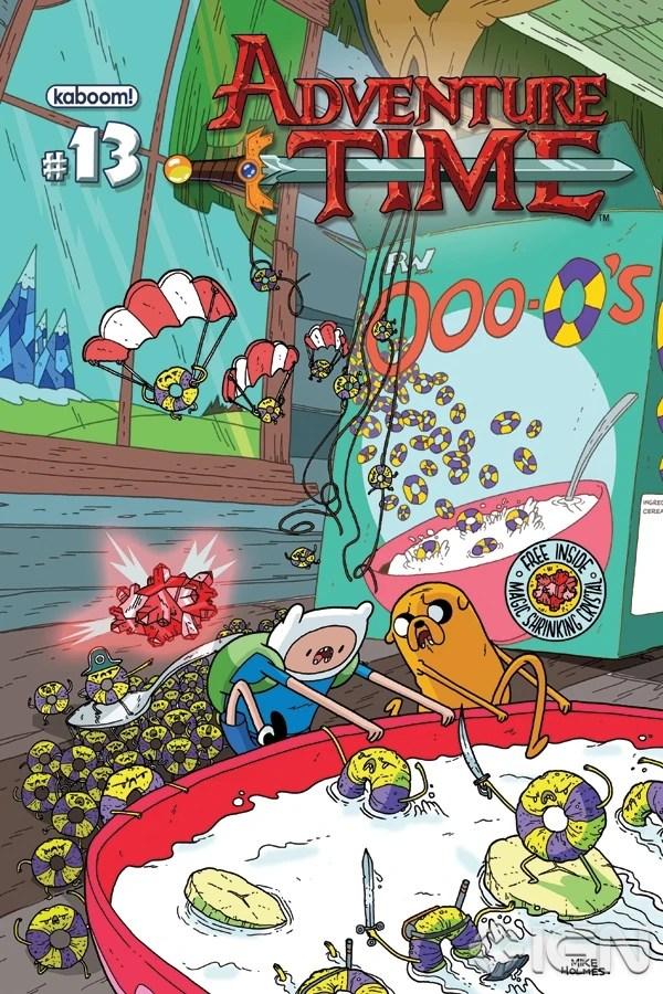 Issue 13 Adventure Time Wiki Fandom Powered By Wikia