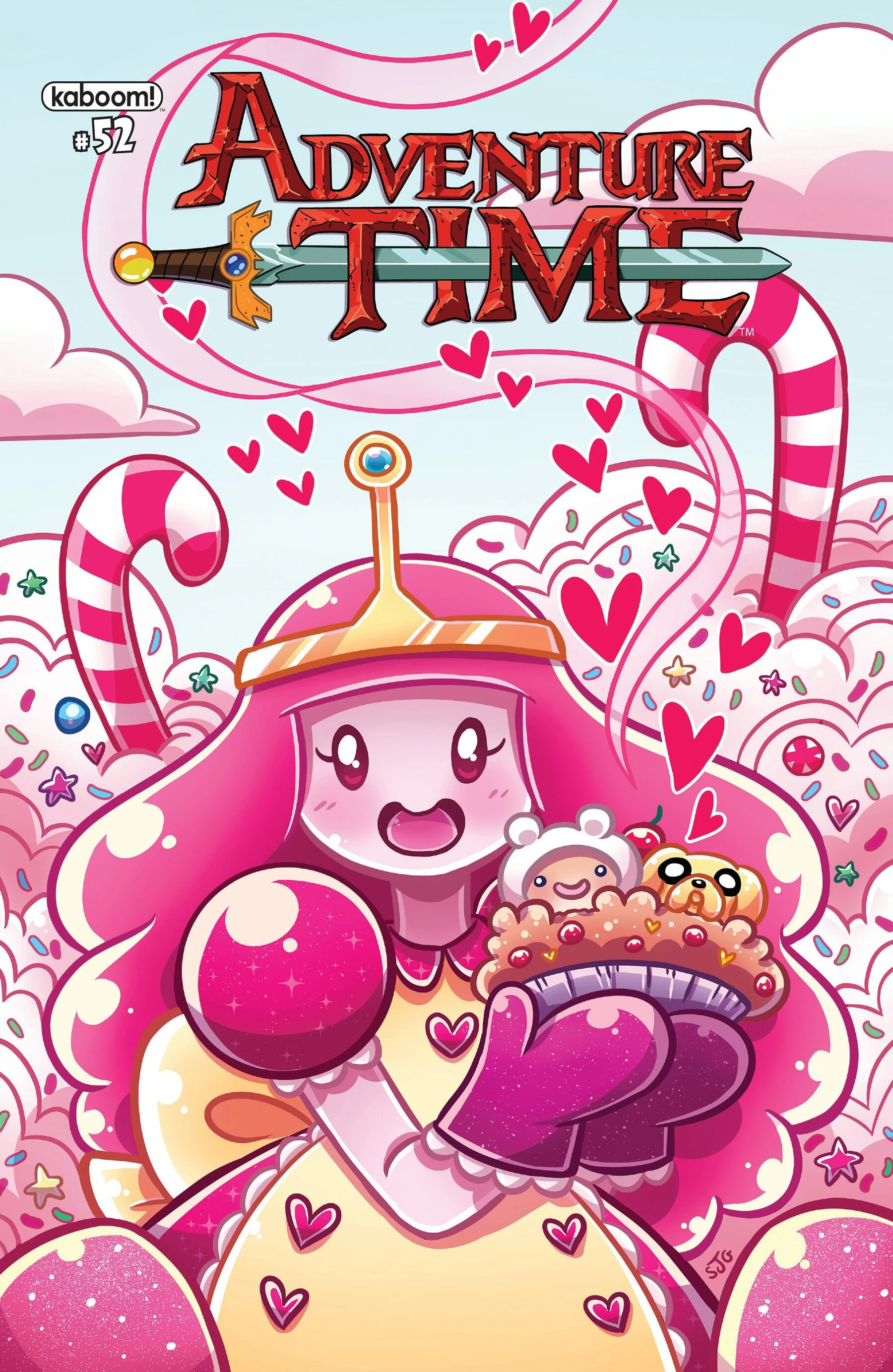 Issue 52 Adventure Time Wiki Fandom Powered By Wikia