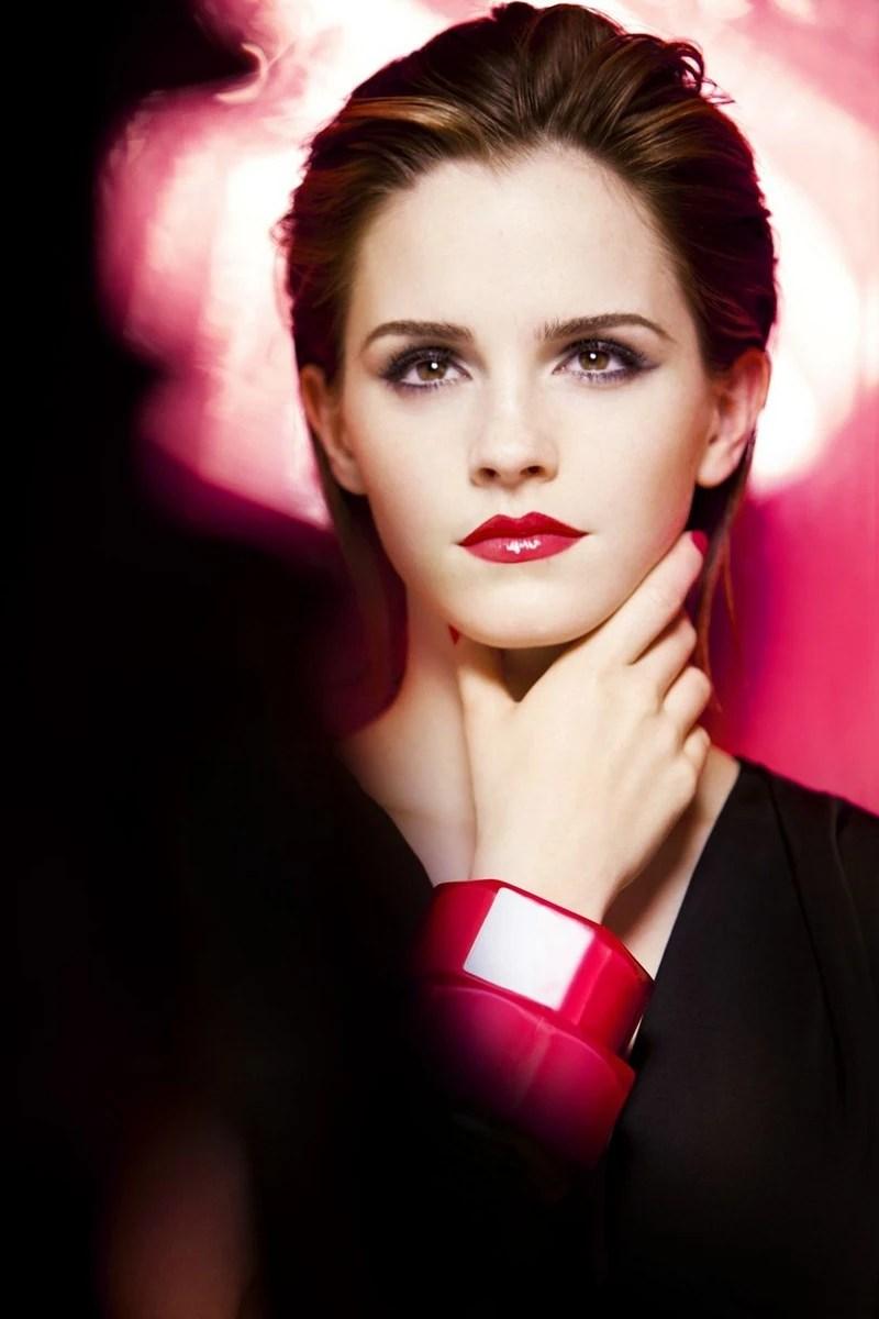 Emma Watson Lancome Gloss In Love