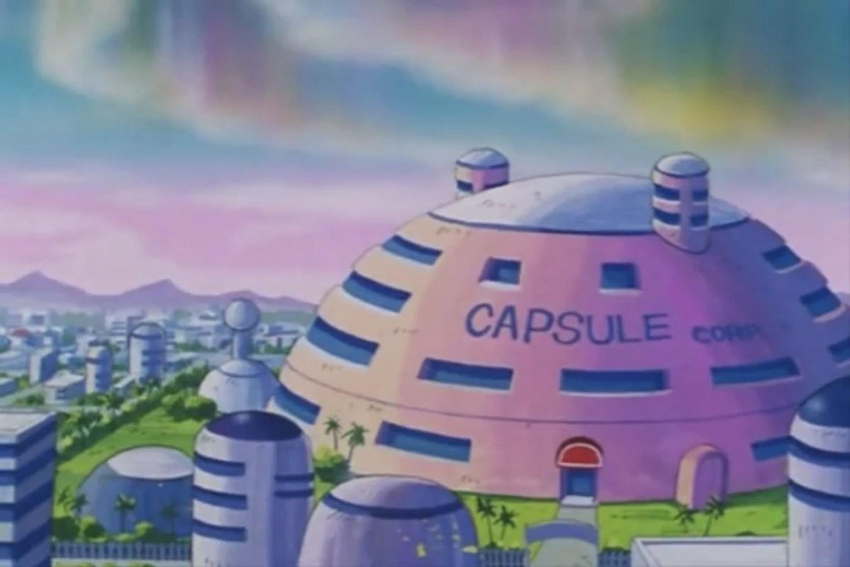 Capsule Corp Anime Arts Wiki Fandom Powered Wikia