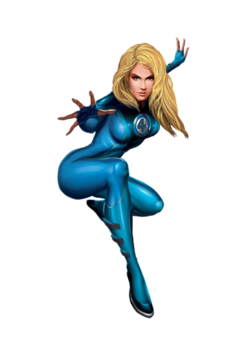 marvel xp dossiers invisible woman