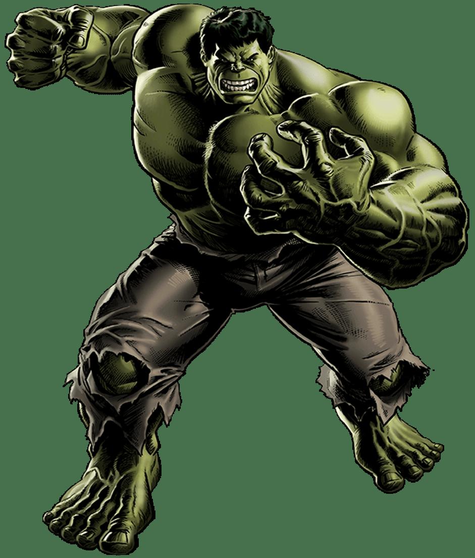 Marvel Avengers Alliance Hulk