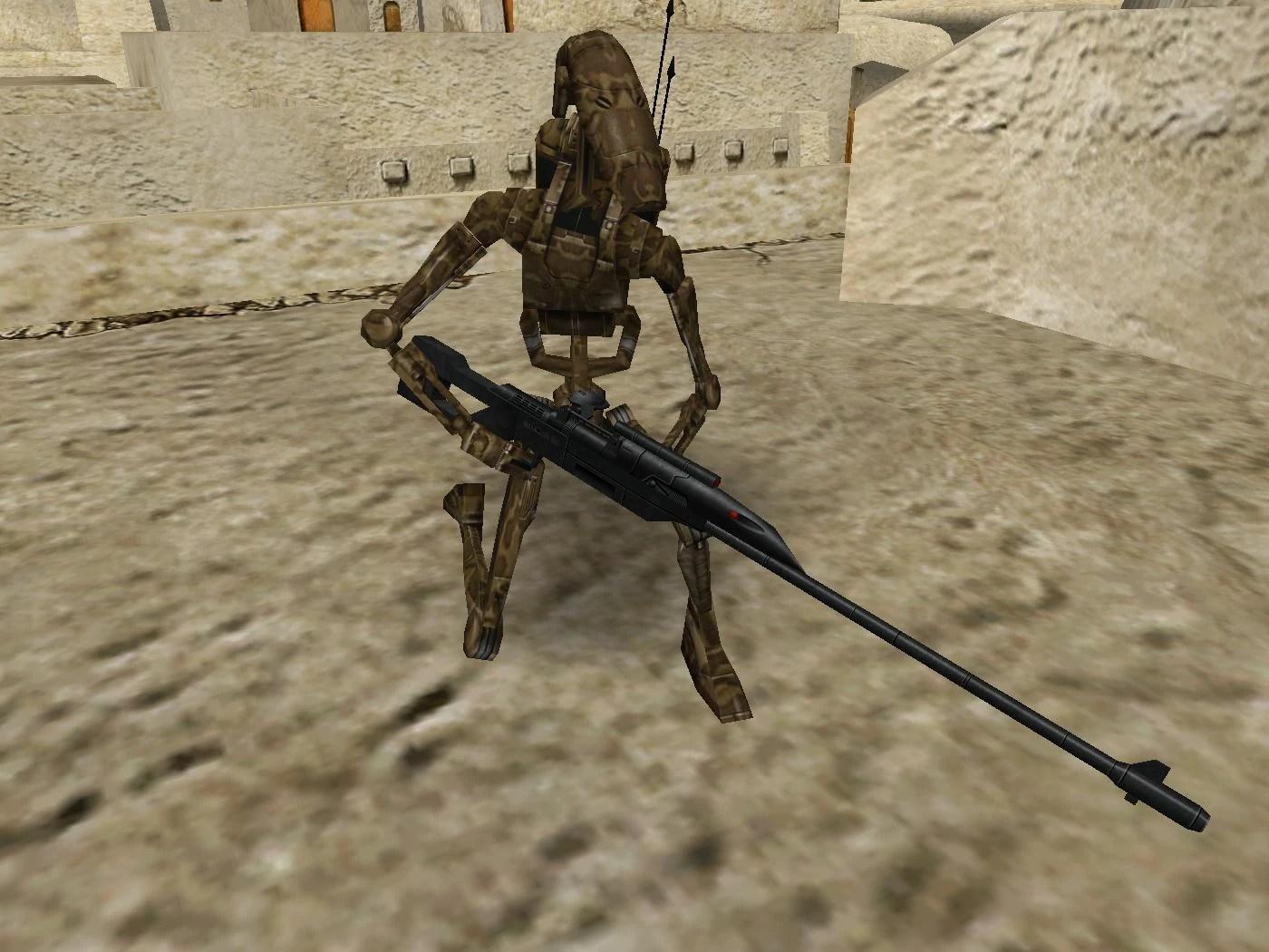 Assassin Droid Star Wars Battlefront Wiki Fandom