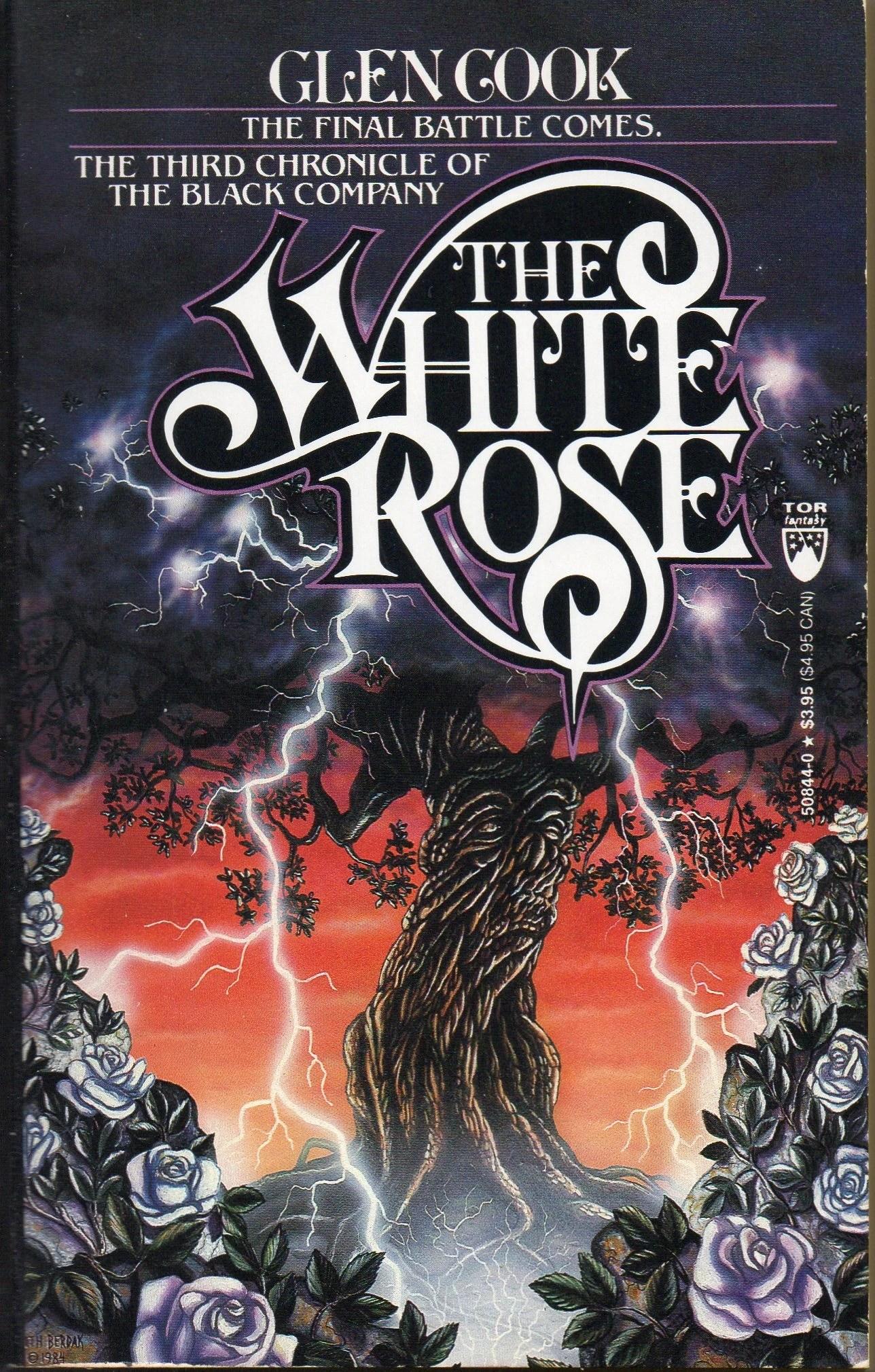 The White Rose (novel)   Black Company Wiki   Fandom powered by Wikia