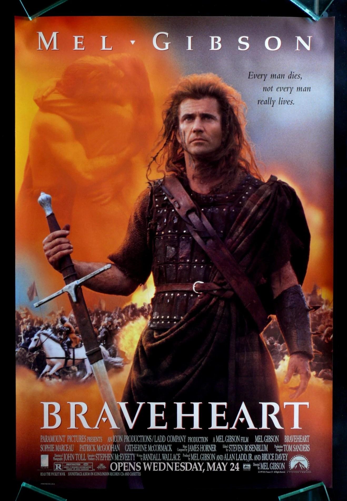 Braveheart (1995) | Cinemorgue Wiki | Fandom powered by Wikia