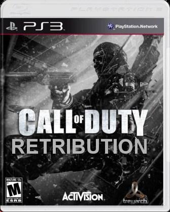Call of Duty Retribution  Call of Duty Fan Fiction Wiki  Fandom powered by Wikia