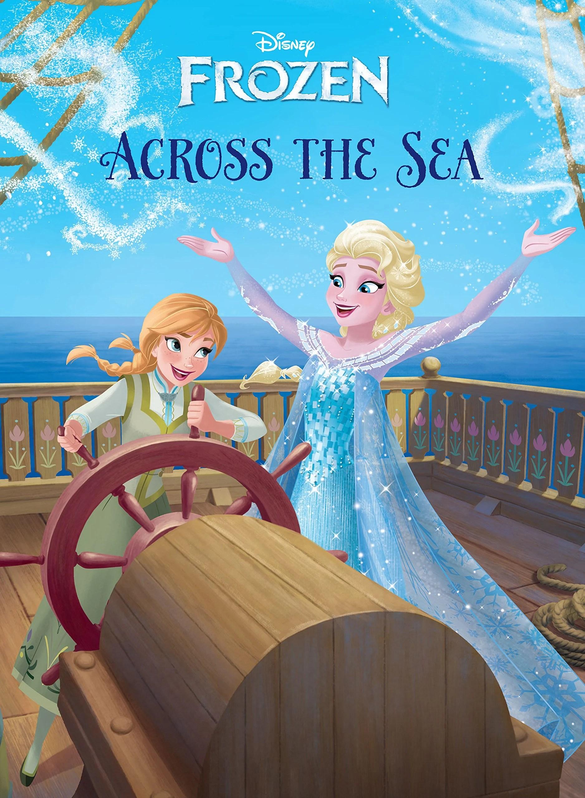 Across the Sea  Disney Wiki  Fandom powered by Wikia