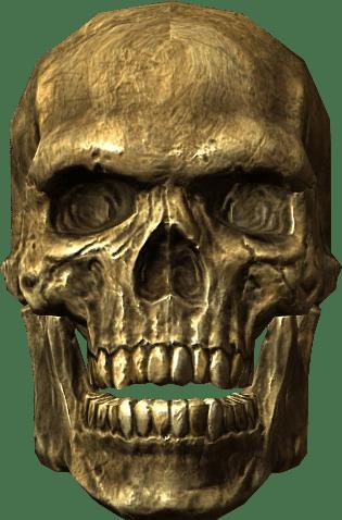 Skull Skyrim  Elder Scrolls  FANDOM powered by Wikia