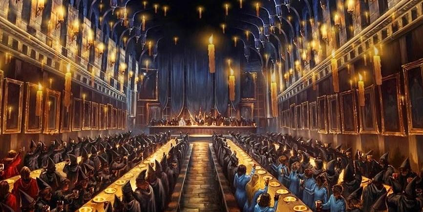 Ceremonia conmemorativa a Cedric Diggory  Harry Potter