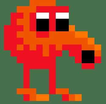 Image Qbert Spritepng Fantendo Nintendo Fanon Wiki