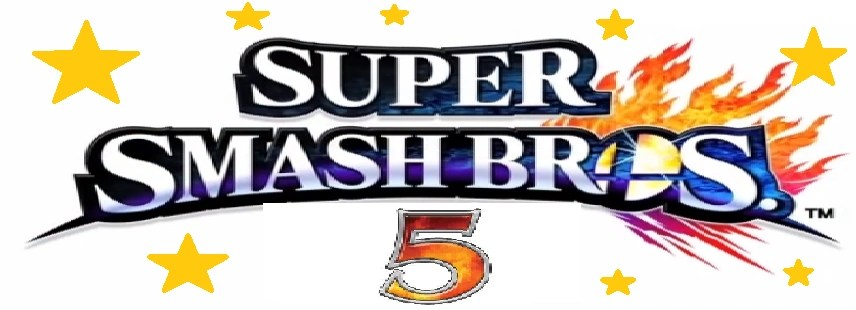 Image Super Smash Bros 5 logopng Fantendo Nintendo