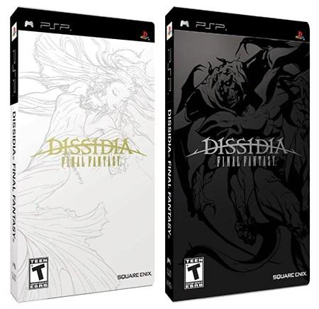Image Dissidia Gamestop Slip Coverjpg Final Fantasy