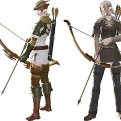 Archer Final Fantasy XIV Final Fantasy Wiki Fandom