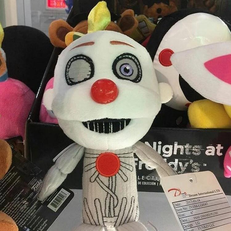 F Naf Michael And Dolls