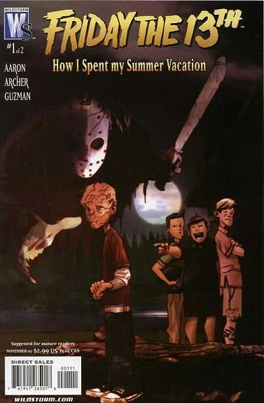 Friday the 13th How I Spent My Summer Vacation  Friday the 13th Wiki  FANDOM powered by Wikia