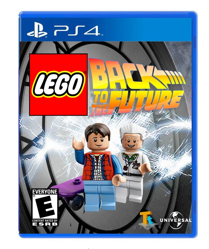 Image Lego Back To The Future Png Game Ideas Wiki