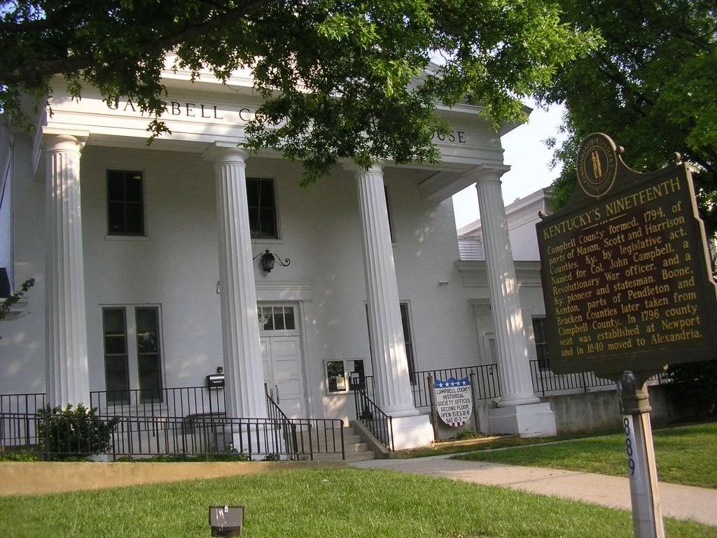Campbell County Kentucky Familypedia Fandom Powered