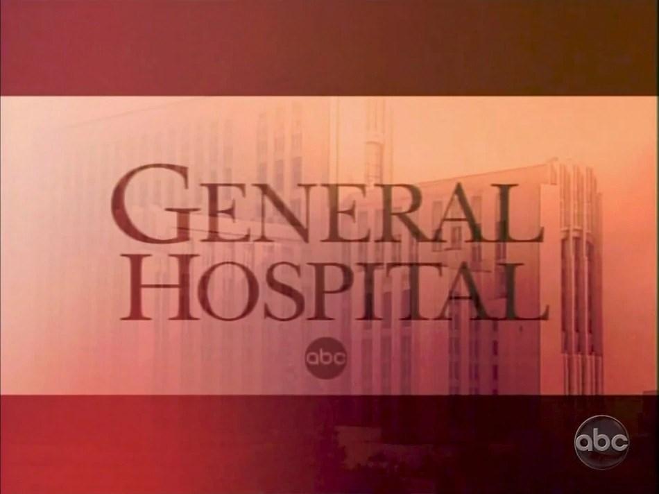 Morgan Jason Sam And General Hospital