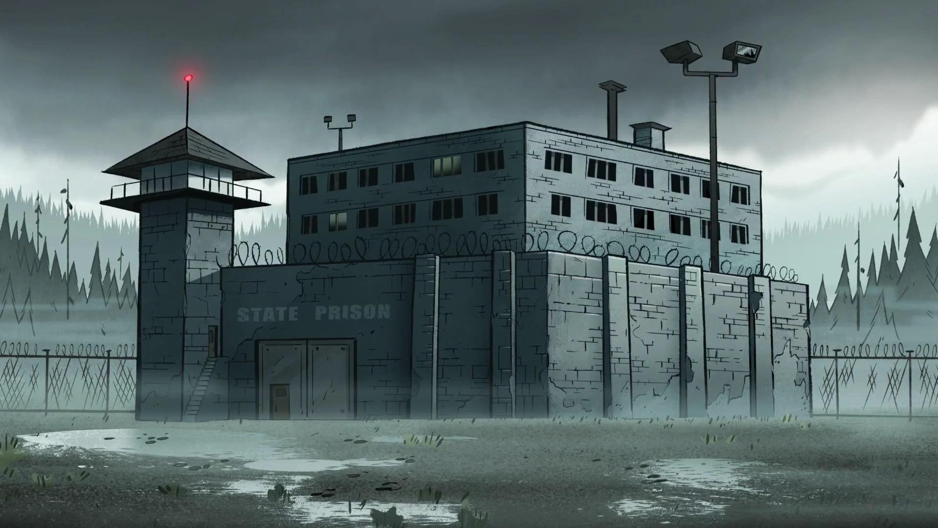 Candy Falls Live Wallpaper Gravity Falls Maximum Security Prison Gravity Falls Wiki