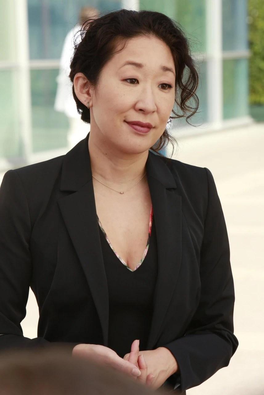 Sandra Oh Cristina Yang
