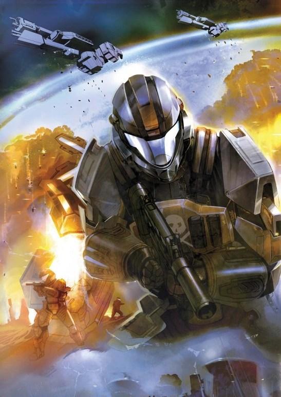 Halo Wallpaper Fall Of Reach Halo Helljumper Halo Nation Fandom Powered By Wikia