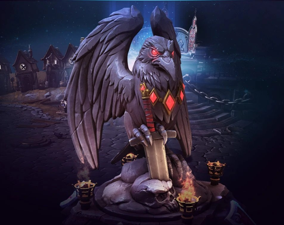 Raven Lord Heroes Of The Storm Wikia Fandom Powered By