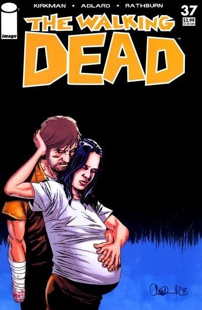 The Walking Dead Vol 1 37  Image Comics Database  FANDOM powered by Wikia