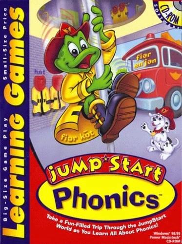 Jumpstart Learning Games Phonics Jumpstart Wiki