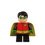 Robin Damian Wayne Brickipedia FANDOM Powered By Wikia