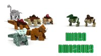 Custom:Micro-Dinosaurs | Brickipedia | Fandom powered by Wikia