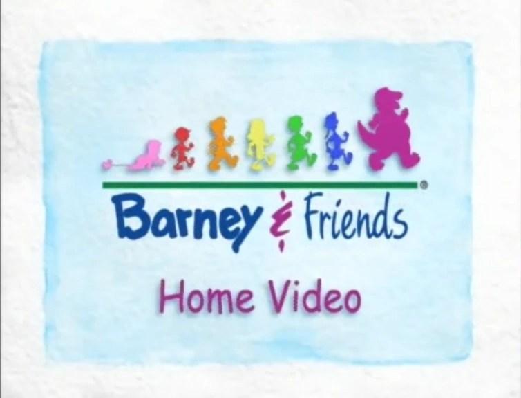 Barney Amp Friends Logopedia Fandom Powered By Wikia
