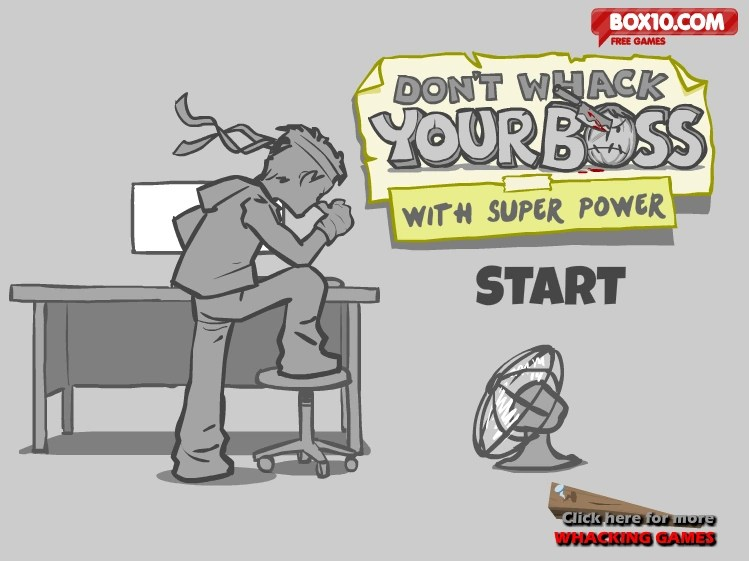 Whack Your Boss Superhero Style Markiplier Wiki