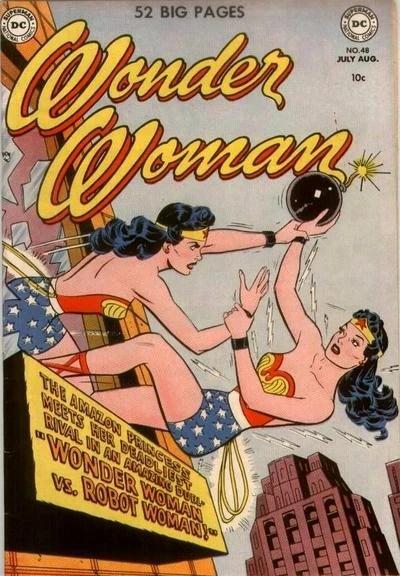 Wonder Woman Vol 1 48  DC Database  FANDOM powered by Wikia