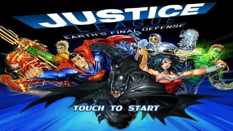 Justice League Earth S Final Defense Video Game Dc
